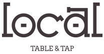 Logo by Local Table&Tap